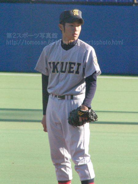 2006年11月13日、明治神宮野球大...